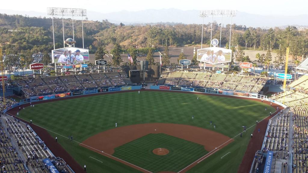 2014-08-01 LA Dodgers