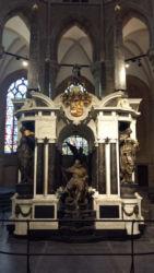 The tomb of William of Orange.